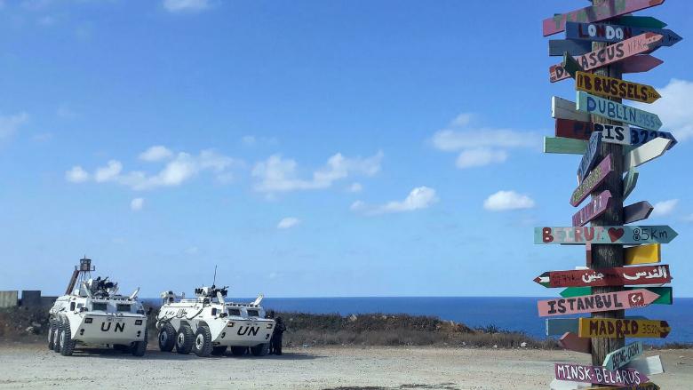 صخرة الصومال تدعم موقف لبنان في ترسيم الحدود البحرية