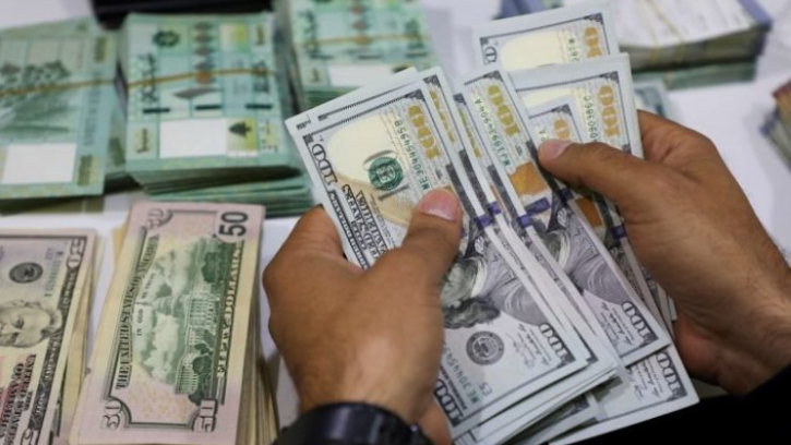 """دولار """"السوق السوداء"""" يسجل إرتفاعاً صباح اليوم السبت"""
