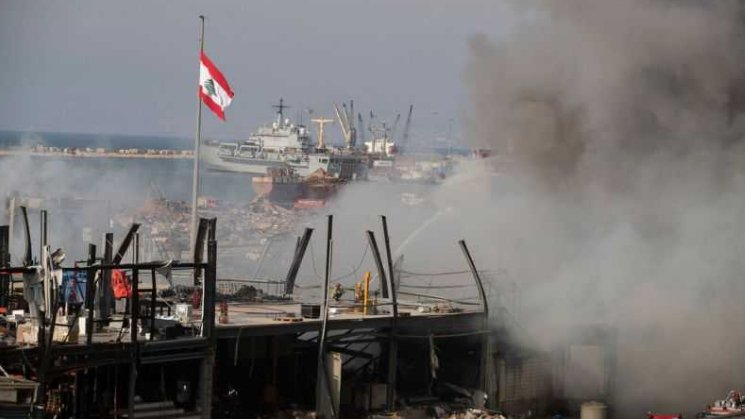 لجنة العلاقات الخارجية بالكونغرس: للحفاظ على سلامة القضاة الذين يتولون التحقيق في إنفجار مرفأ بيروت