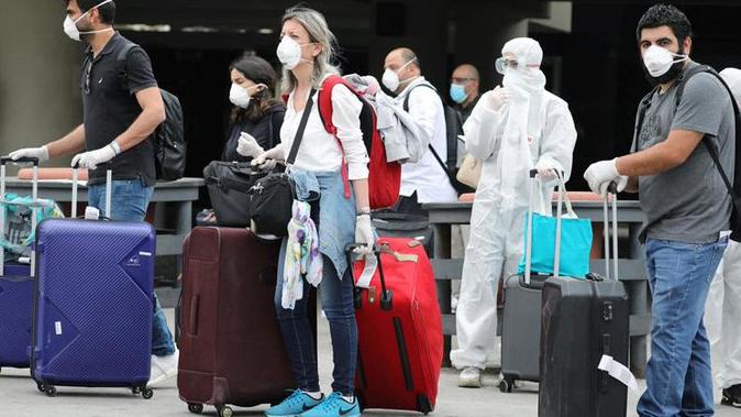 """18 إصابة بـ""""كورونا"""" على متن رحلات وصلت في 16 و17 الحالي"""