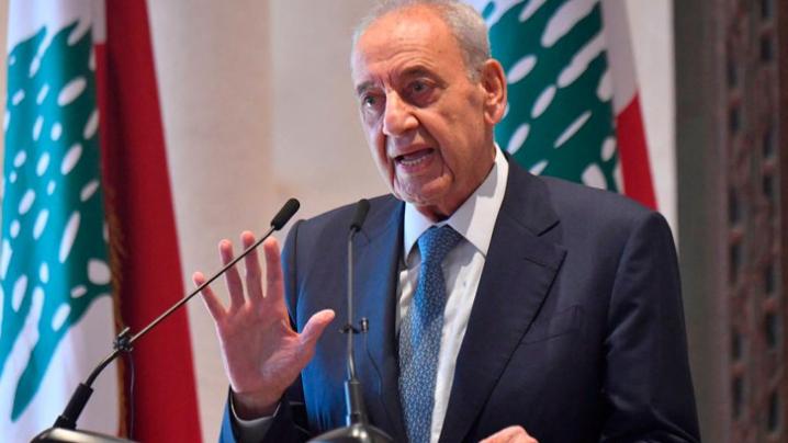 بري: أجواء مفاوضات ترسيم الحدود مع إسرائيل أكثر من إيجابية