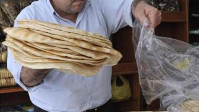 بيان لوزارة الاقتصاد حول تحديد سعر جديد لربطة الخبز