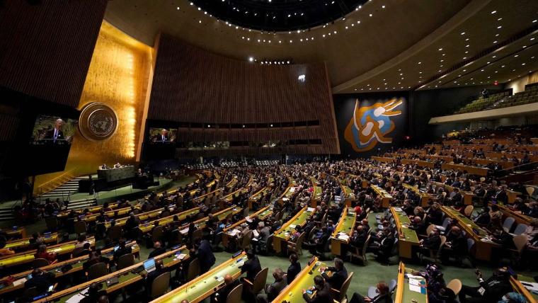 تراجع هيبة الأمم المتحدة