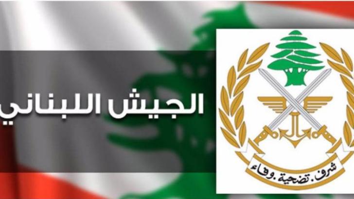 الجيش:  3 خروق بحرية معادية في المياه الاقليمية اللبنانية قبالة رأس الناقورة