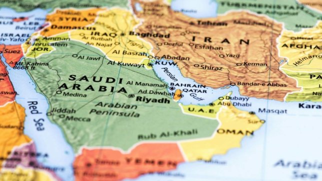End of the Age of the Middle East and the New Scramble for the Indo-Pacific