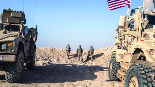 Soldiers Stay but No American Solution for Syria