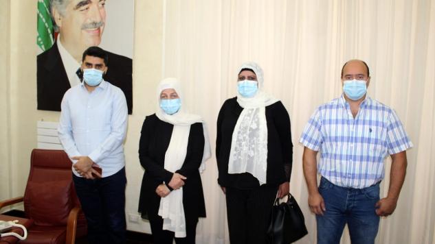 الحريري تابعت مع وزير التربية موضوع تعيين الأساتذة الناجحين بدورة 2016