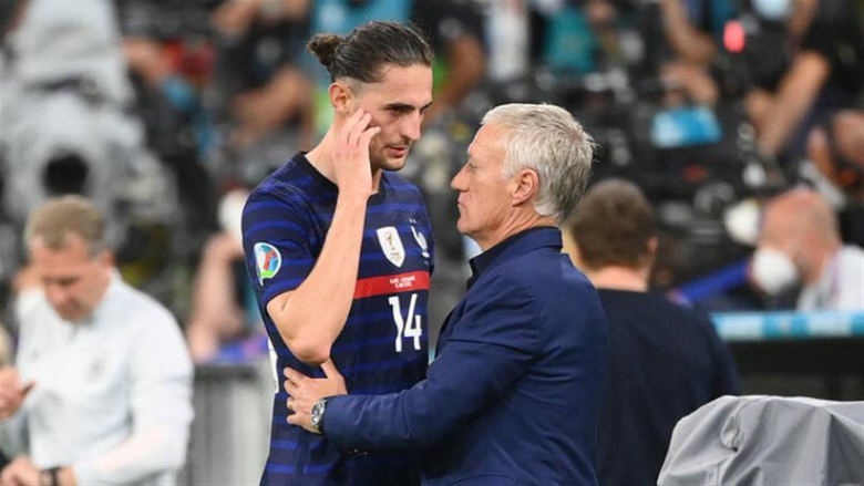 ضربة للمنتخب الفرنسي قبل نهائي دوري الأمم الأوروبية