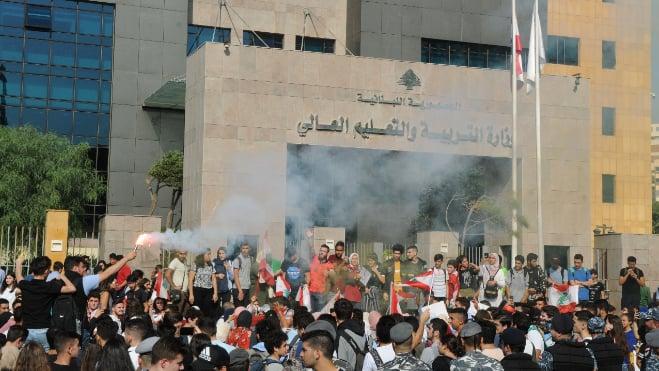 رابطة الثانوي أكدت الإضراب غداً وبعده وحذرت من تحركات متتالية