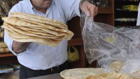 سعر ربطة الخبز يرتفع.. وقد يصل إلى الـ5000