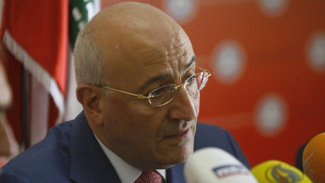 """العريضي: لبنان على مفترق طرق خطير في تحديد المصير.. و""""التقدمي"""" لن يستسلم"""