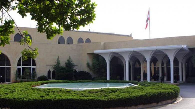 رئاسة الجمهورية: الحريري لم يأت بأي جديد