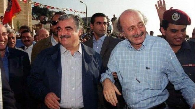 بين المختارة وقريطم معمودية مشتركة لأجل لبنان... ومسيرة من وقف الحرب إلى الإستقلال الثاني