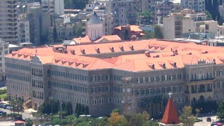 """رابطة الأساتذة المتفرغين عرضت مع دياب قضايا وموازنة """"اللبنانية"""""""