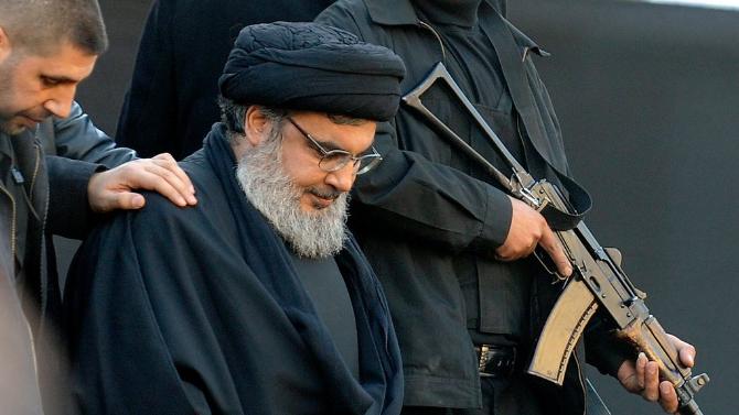 نصرالله عن وضع لبنان تحت البند السابع: دعوة للإحتلال