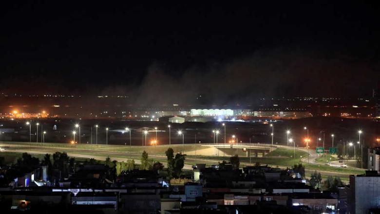"""""""التقدمي"""" يدين الهجوم الإرهابي على مطار أربيل"""