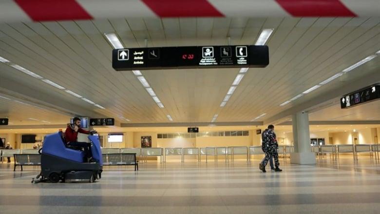 """15 إصابة بـ""""كورونا"""" على متن رحلات وصلت الى بيروت في 14 و15 الحالي"""