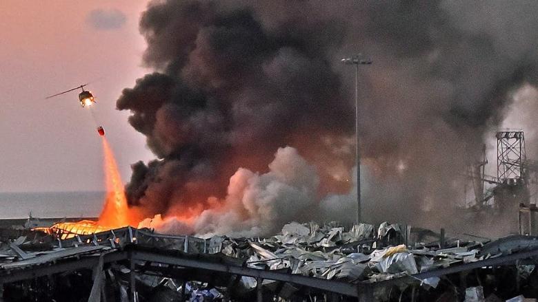 نقل ملف انفجار المرفأ من صوان.. مالك: الكرة بملعب وزيرة العدل