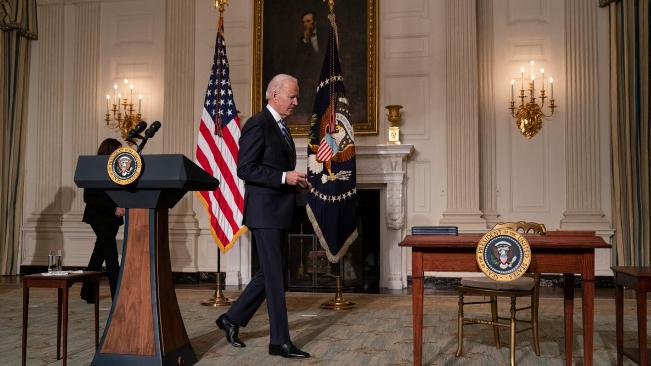 Biden's Dance with Iran