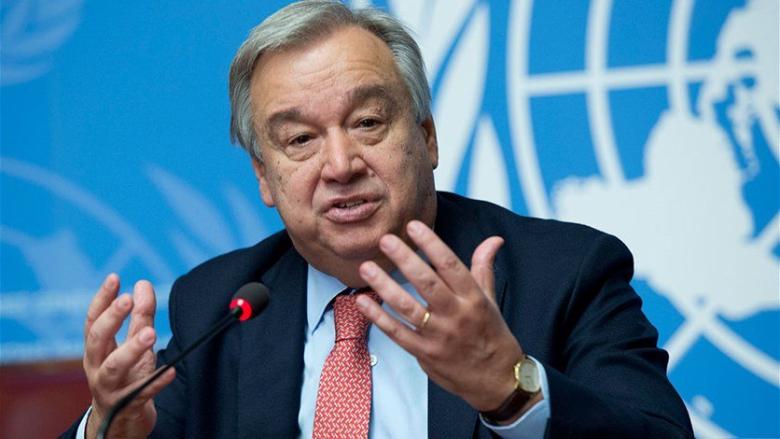 الأمين العام للأمم المتحدة يطالب بالوقف الفوري للقمع في بورما