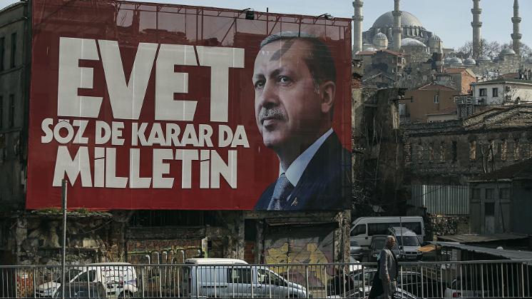 رهانات أردوغان السلطانية عشية مئوية الجمهورية