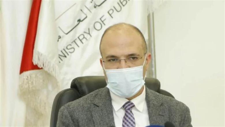 وزير الصحة: اتخذت قراراً سيادياً بتلقيح النواب تقديراً لجهودهم