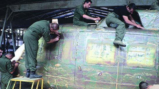 هكذا يواجه الجيش ضغوط الأزمة الاقتصادية