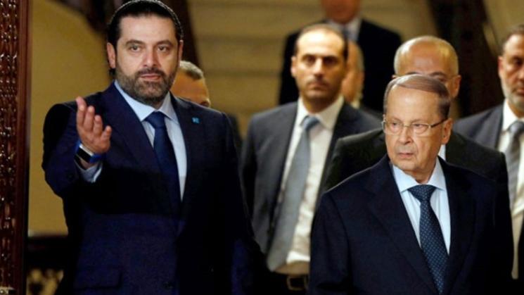 عون يسعى لمقايضة جديدة وسيبلغ الفرنسيين: لا أريد الحريري