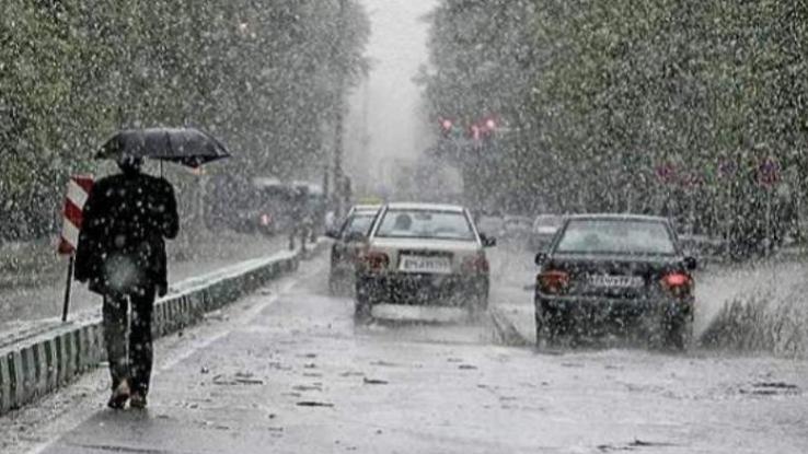 عودة الأمطار.. وثلوج على إرتفاع 1900 متر