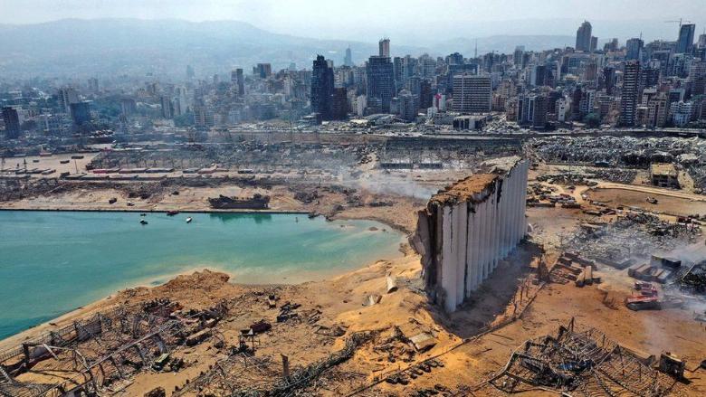"""""""هيومن رايتس ووتش"""": السلطات اللبنانية تقاعست في التحقيق بانفجار مرفأ بيروت"""
