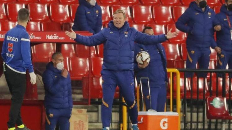 بعد بلوغ نصف نهائي كأس إسبانيا.. لماذا هاجم كومان سان جرمان؟
