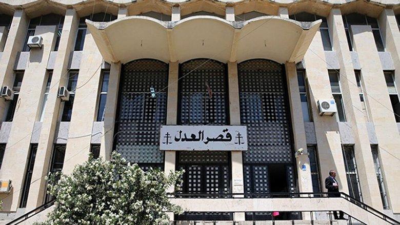 وقفة احتجاجية لأهالي ضحايا انفجار المرفأ أمام قصر العدل