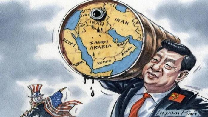 الصين تدخل الشرق الأوسط من بوابة التجارة.. وتزاحم أميركا