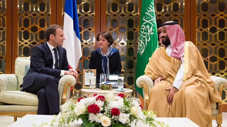 ماكرون إلى السعودية وأبو ظبي.. ولبنان ضمن المحادثات