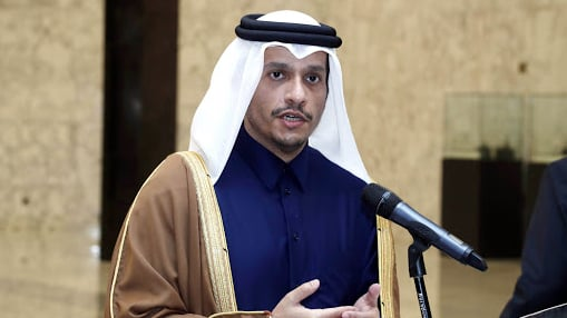 زيارة الوزير القطري: المساعدات الإقتصادية الأكبر مرهونة باللبنانيين