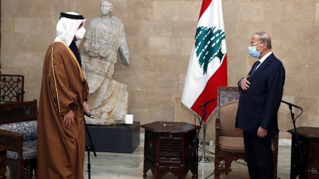 الزيارة القطرية تتكامل مع المبادرة الفرنسية.. وضغط دولي مرتقب