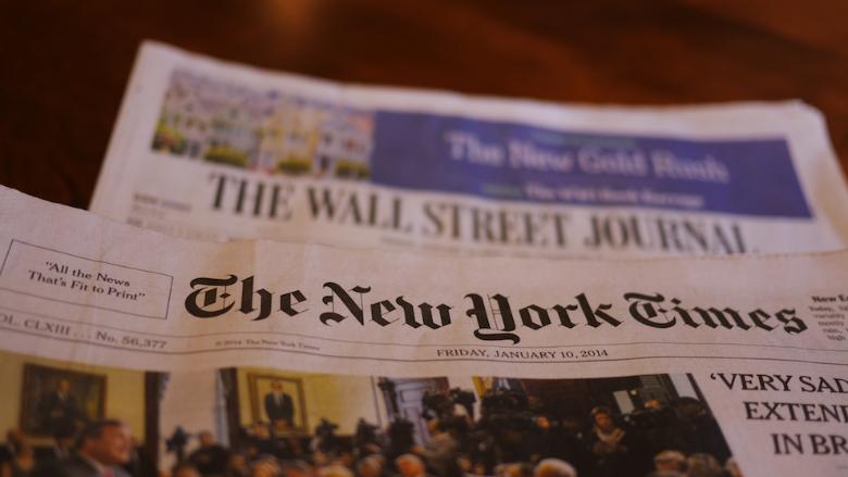الصحافة تدفع ثمن الصراع الأميركي - الصيني