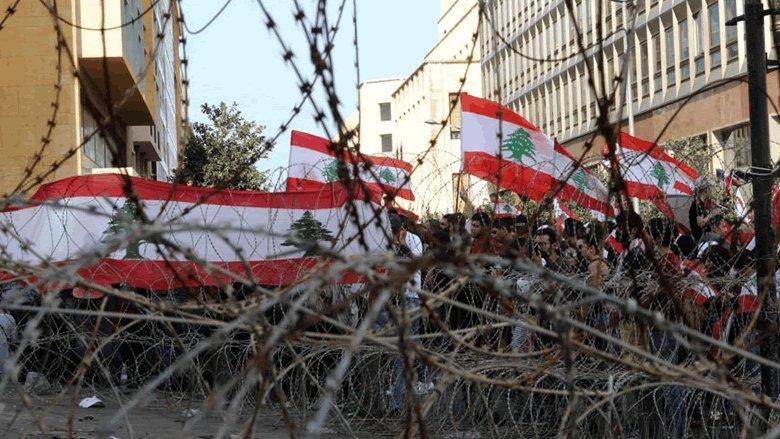 التحركات مستمرة في وسط بيروت.. خيمة وإعتصام أمام المرفأ