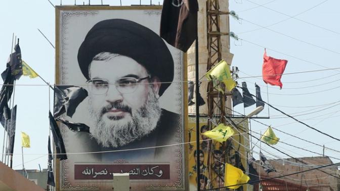 """سلاح """"حزب الله"""" والانهيار المالي"""