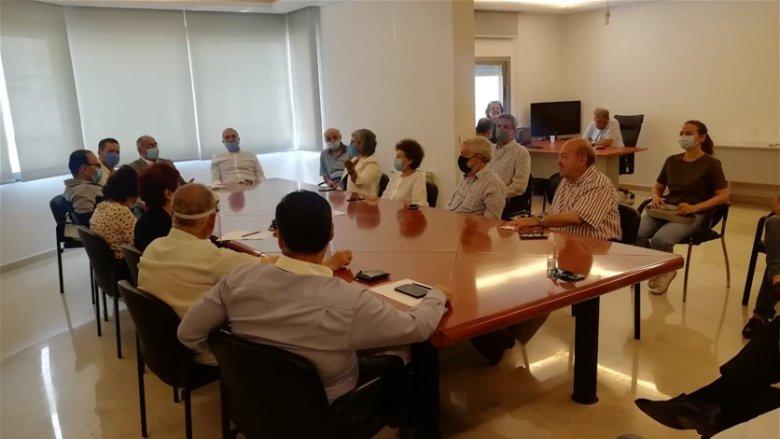 لقاء سيدة الجبل: تعلمنا من ثورة 14 آذار أن وحدة اللبنانيين قادرة على صنع المعجزات