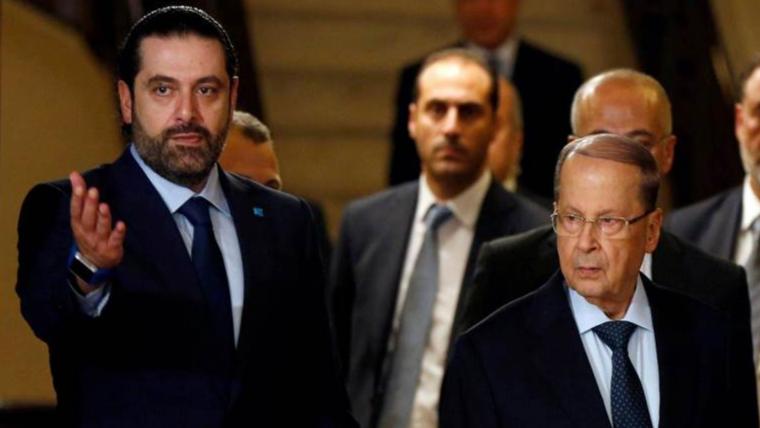"""مواجهة """"اللاعودة"""": عون والحريري... """"جوّا أو برّا""""!"""
