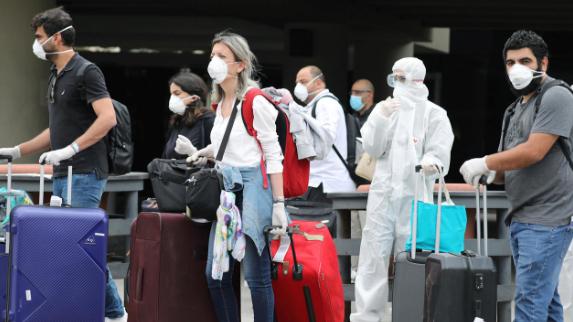 وزارة الصحة: 35 حالة ايجابية ضمن رحلات وصلت الى بيروت