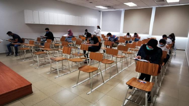 """""""التربية"""" في التقدمي: للتروي في إعادة فتح المدارس... وإجراء الامتحانات لو تطلب الأمر تمديد العام الدراسي"""