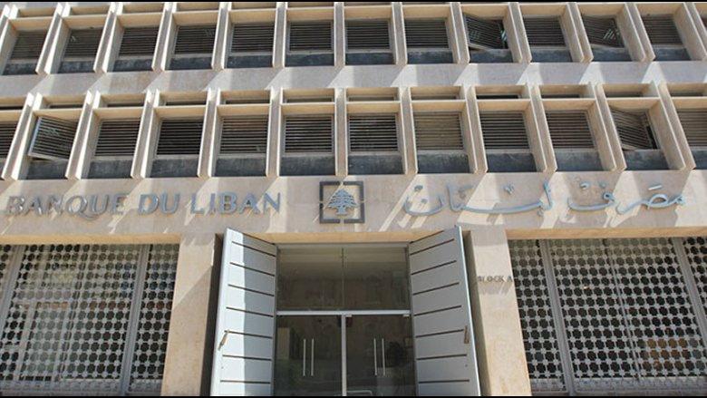 بالصورة: إعلام من مصرف لبنان إلى المصارف