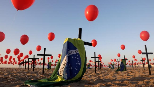 Brazil Is a Bleak Covid Warning for Europe and Britain
