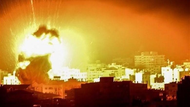 سلسلة غارات للطيران الإسرائيلي على قطاع غزة فجراً