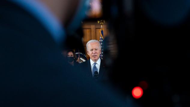 What Happens When Biden's Honeymoon Period Ends?