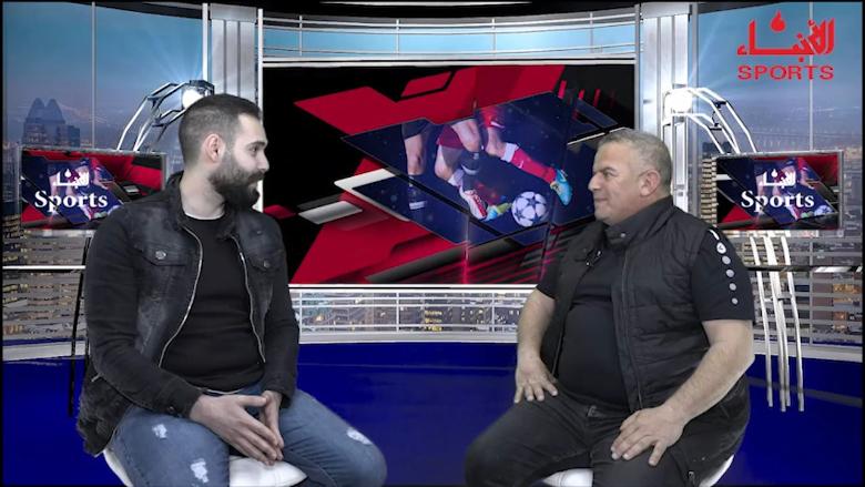 """""""الأنباء Sports"""": لبنان يخسر مباراتيه الوديتين ولكن..."""