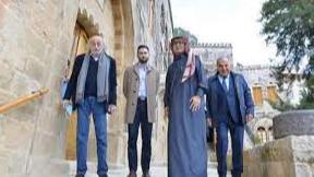 """مصادر """"التقدمي"""" لـ""""الأنباء"""": زيارة البخاري لجنبلاط هدفها التأكيد على أهمية التسوية"""