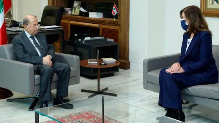 عون لم يقنع شيا: ينسف مبادرة برّي ويرفض الحريري